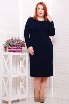 Фото строгое классическое платье