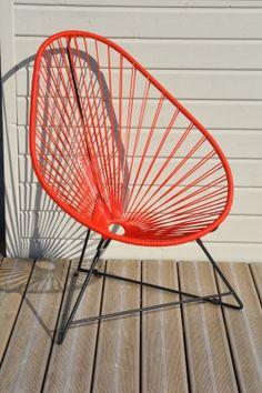 canape acapulco ou fauteuilacapulco 3 places chez marion avec une superbe terrasse fauteuil. Black Bedroom Furniture Sets. Home Design Ideas