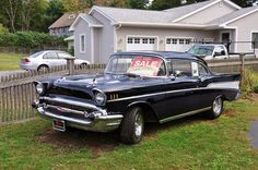 About the Very Cool 1957 Chevrolet Bel Air