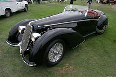 Hercule Poirot | 1937 Alfa Romeo 8C 2900 B Corto Touring Spider, фото Supercars.net Alfa Romeo 8c, Alfa Romeo Cars, Hercule Poirot, Future Car, Concept Cars, Touring, Super Cars, Ferrari, Spider