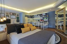 apartamento conjugado by Fernanda Marques