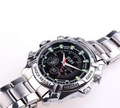 Mini Watch DV ,Nnight vision watch camera W2000 - China-Wholesale-Electronics.com