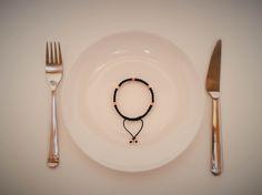 Breakfast served... 8/8 Bracelet in 18k Rose Gold by OttoBarraOtto.