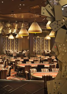 The ARIA Resort & Casino Design by Pelli Clarke Pelli Architects - Architecture & Interior Design Ideas and Online Archives | ArchiiiArchiii