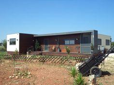 13 Casas prefabricadas ¡Rápidas, modernas, y muy económicas! (de Paula Meggiolaro)