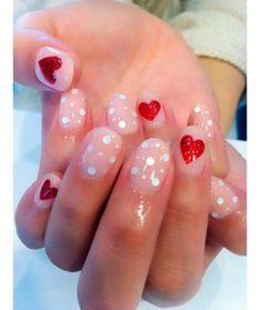 The Best Valentine Nail Art - mom.me