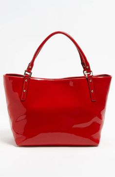 kate spade new york sophie' patent shoulder bag