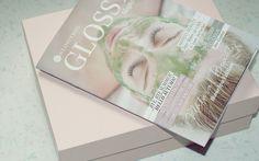 Glossybox - Natural Beauty HomeSpa Edition - vom Oktober 2016
