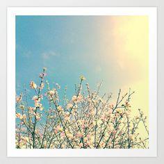 Bloom+Pink+Art+Print+by+Olivia+Joy+StClaire+-+$19.00