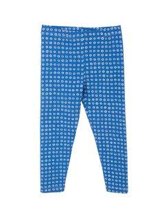 Hurraa -legginssit (sininen, valkoinen)  Vaatteet, Lapset, Leikki-ikäiset   Marimekko