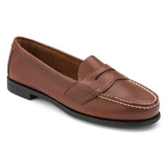 Eastland Classic II Women's Penny Loafers, Size: medium (8.5), Med Brown