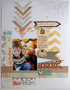 ~ celebrate fall ~ - Scrapbook.com