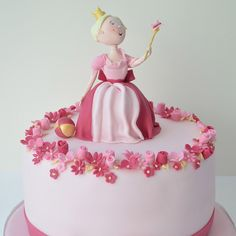 princess cakes | Homemade Geneva cakes Princess cake | Petra Cakes
