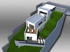 Casa estilo Contemporáneo