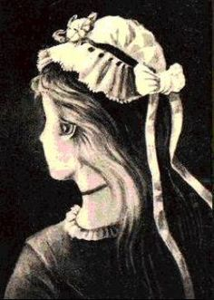 Old or Young Lady? 10 Simple but Wonderful Optical Illusions