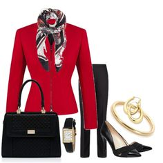 """""""For Work #250"""" by annabouttown on Polyvore"""