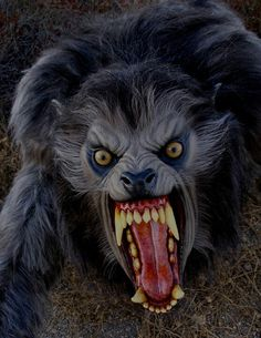 An American Werewolf in London.....is going to bite the shlitz out you