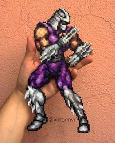 Shredder (Oroku Saki)  by victormvr.deviantart.com on @DeviantArt