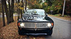 The rare Volvo 142 Coupé is a perfect car for a young enthusiast