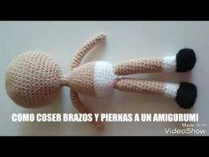 Como hacer un vestido para una muñeca amigurumi - YouTube
