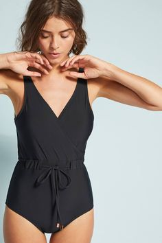 Discover new one-piece swimsuits at Anthropologie. Shop one piece bathing suits from brands like Seafolly, Solid & Striped and more. Anthropologie, Isle Of Man, One Piece Swimwear, One Piece Swimsuit, Custom Swimsuits, Swimwear Sale, Bikini Swimwear, Cute Bathing Suits, Suits For Women