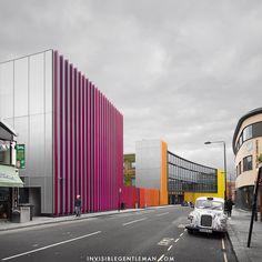 VIACOM EUROPEAN HQ | Jacobs Webber | London, UK