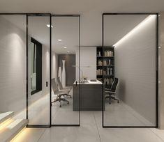 Stylish office Interior Design Private Penthouse Beijing @Linda Bruinenberg Bruinenberg Bruinenberg Bruinenberg Jones White