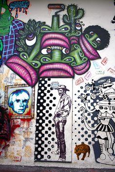 Mundano/Street Art/SP/Brasil