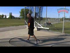 Mega Drills for the Discus Throw