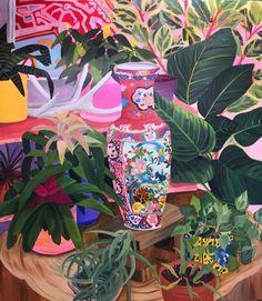 Undermatic Art And Illustration, Illustrations, Pinturas Art Deco, Anna Valdez, Arte Inspo, Still Life Art, Art Moderne, Art Graphique, Fine Art