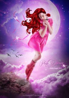 Pink Dream by saritaangel07