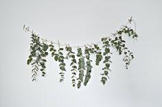 Quick DIY Eucalyptus Garland by Your DIY Family
