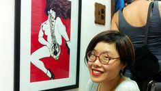 Dear Diary: YAO XIAO - http://art-nerd.com/newyork/dear-diary-yao-xiao/