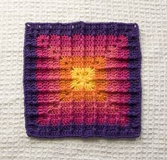 """""""Choose your favorites to fashion unique afghans, pillows, vests, and more, or make a sampling just for the pure pleasure of learning new stitches and techniques."""""""