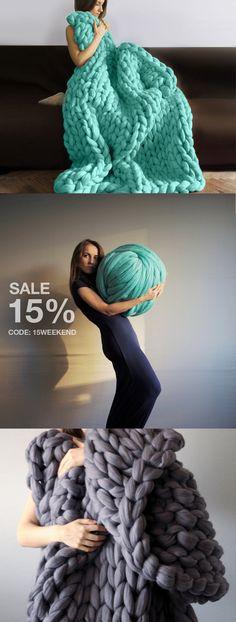 Venta Brazo DIY para hacer punto de lana merino. puntada por Ohhio