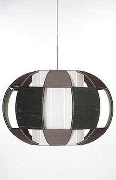 The Linda pendant by Swedish lighting brand Globen is made with a metal frame with silk thread combining the bars. It has a retro feel, yet fits beautifully in a contemporary home. Silk Thread, Ceiling Lights, Contemporary, Retro, Lighting, Home Decor, Decoration Home, Room Decor, Lights