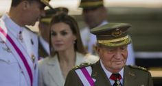 MADRID — Spain's King Juan Carlos has presided over his last military parade before abdicating in favor of his son. Prince Felipe accompanied the king at Sunday's annual Armed Forces day ceremony that honors those who died in the service of the nation. Also Sunday, a new poll showed most citizens want a referendum to […]