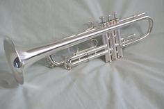 1970 KING SILVER FLAIR 1055T PRO Bb TRUMPET ~ CUSTOM FINISH ~ DIZZY G's CHOICE | Musical Instruments & Gear, Brass, Trumpets | eBay!