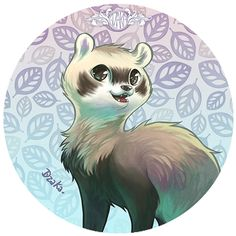 Furet Badge by o0dzaka0o on DeviantArt