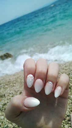 #summernails #nails #babyboomer