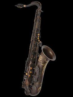 Cannonball Saxophones - Vintage Reborn Professional Tenor Saxophones http://Promusicianslist.com