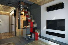 Comment amenager un studio de 18m2 ? Astuces & Conseils | Compact ...