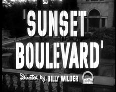 Adelanto de Agosto. Billy Wilder y su...