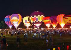 Balloon Festival, Plano, TX