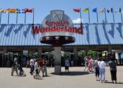 Canada's Wonderland!  Hopefully we will be going here in May!