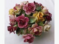 Image result for porcelain flower england
