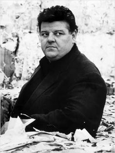 Robbie Coltrane - Hagrid from Harry Potter