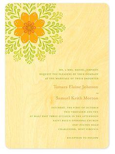 4  Fresh and Unique Looks for your invitations delaware.perfectweddingguide.com
