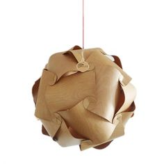 Naos Lighting Plywood Pendant Light by Alexis Facca. FREE Delivery Wood Wooden lights Melbourne Perth Sydney Adelaide Brisbane.