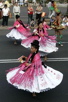 América baila en Santa Cruz - Cultura - La Opinión de Tenerife